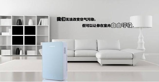空气质量传感器在健康家居中的应用