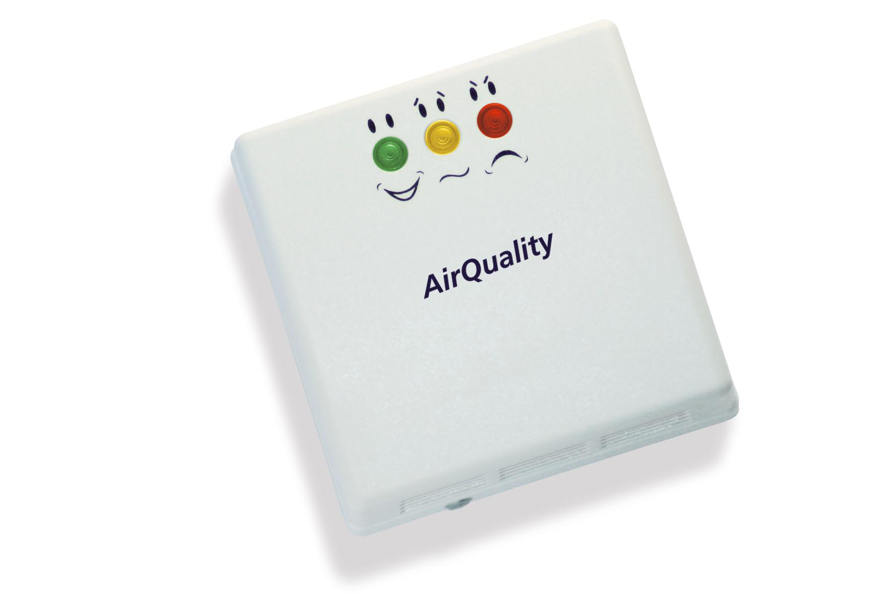 Air quality monitor with Relays—AQ-Control