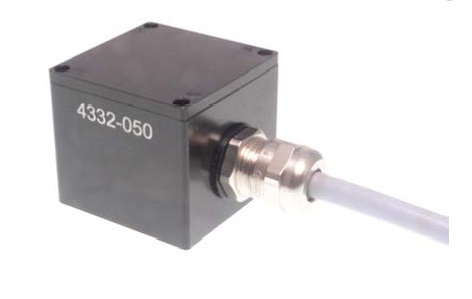 Model 4332 Accelerometer - click to enlarge