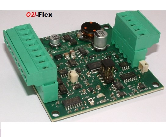 O2I-Flex Oxygen Interface - click to enlarge