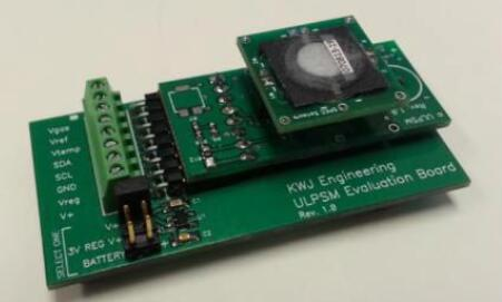 Ultra-Low Power Sensor Module with Printed Sensor ULPSM - click to enlarge